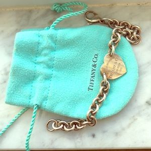 Tiffany heart tah bracelet 295